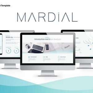 Mardial Powerpoint Template