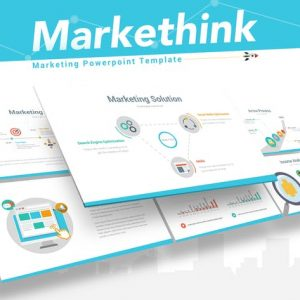 Markethink - Marketing Powerpoint Template