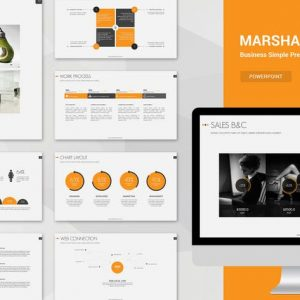 Marshal Presentation Template
