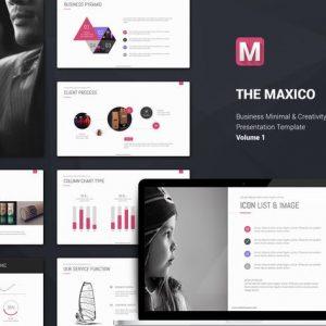 Maxico Presentation Template