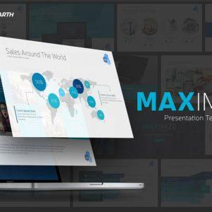 MAXIMIZE Presentation Template