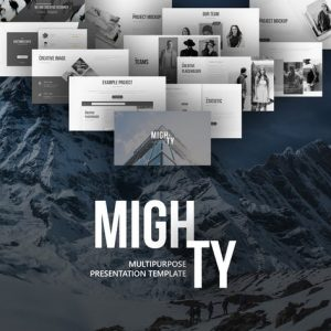 Mighty Multipurpose Presentation Template