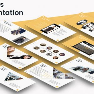 mnmls - Powerpoint Presentation Template