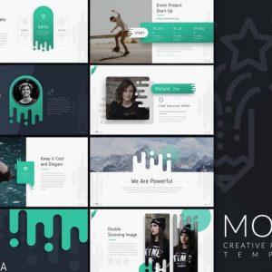 Molla Creative Presentation