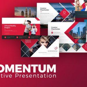 Momentum Creative Presentation