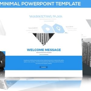 Mono Powerpoint Template