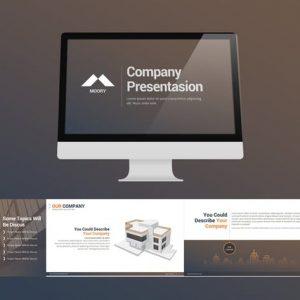 Moory Company Powerpoint Presentation