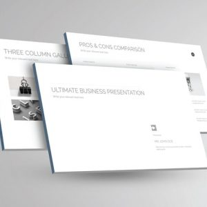 Multipurpose Powerpoint Template V.06