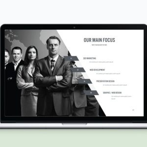 Multipurpose PowerPoint Template V.16