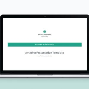 Multipurpose PowerPoint Template V.4