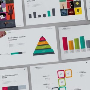 Multipurpose Presentation Template (Powerpoint)