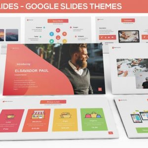 MultiSlides - Multipurpose Google Slides Theme