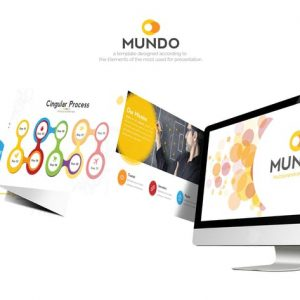 Mundo Powerpoint Template