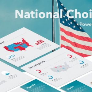 National Choice PowerPoint Template