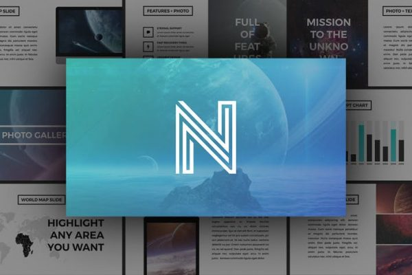 Neptune - PowerPoint Template