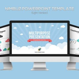 Nimbuz Powerpoint Template