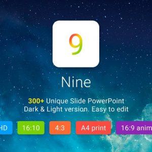 Nine - Multipurpose PowerPoint Template