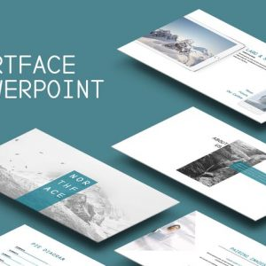 Northface Powerpoint Template