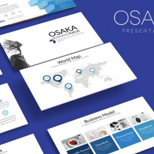 OSAKA Powerpoint Template
