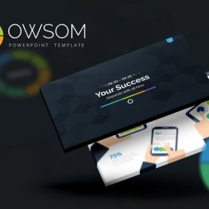 Owsom Powerpoint Template