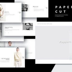 PAPERCUT Powerpoint