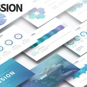 PASSION - Multipurpose PowerPoint Presentation