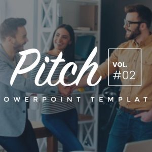 Pitch 2 - Powerpoint Template