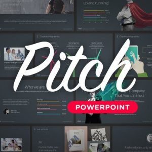 Pitch - Powerpoint Template