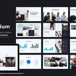 Premium Business & Multipurpose (Powerpoint)