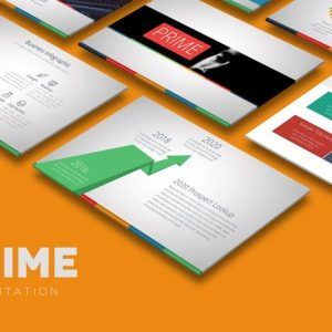 PRIME Powerpoint Template