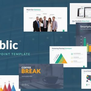 Public PowerPoint Template
