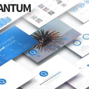 QUANTUM - Multipurpose PowerPoint Presentation