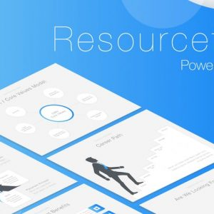 Resourceful PowerPoint Template
