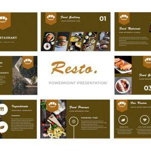 Resto Powerpoint Presentation
