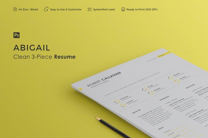 Resume | Abigail
