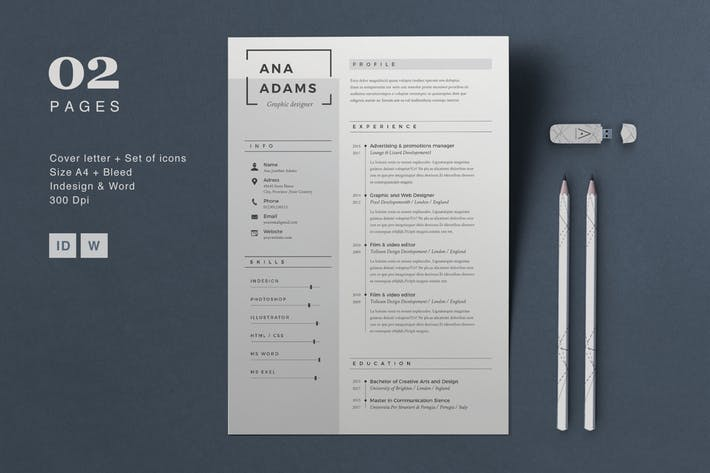 Resume Anna
