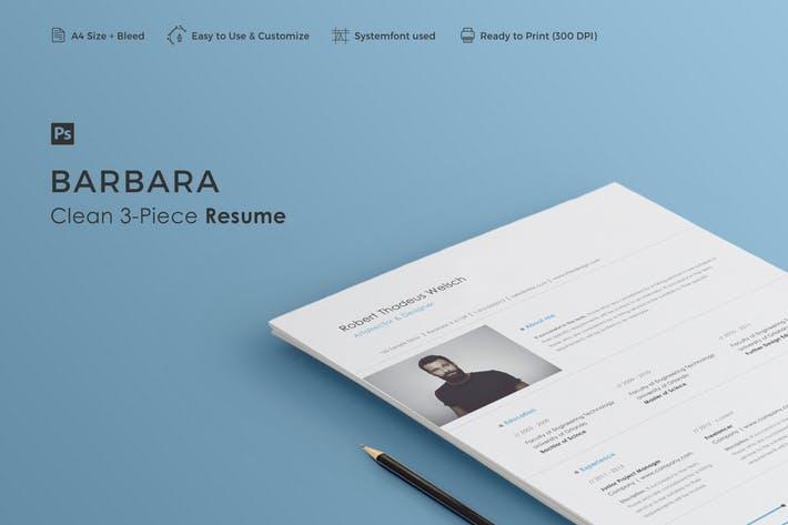 Resume | Barbara