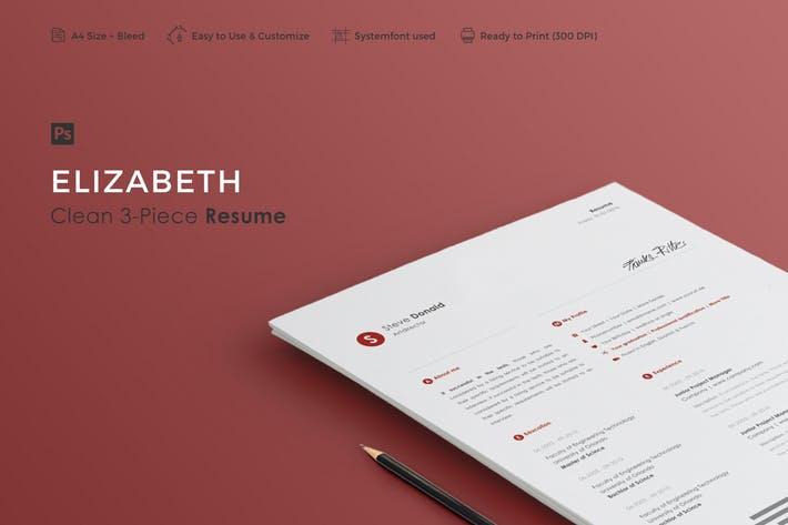 Resume | Elizabeth