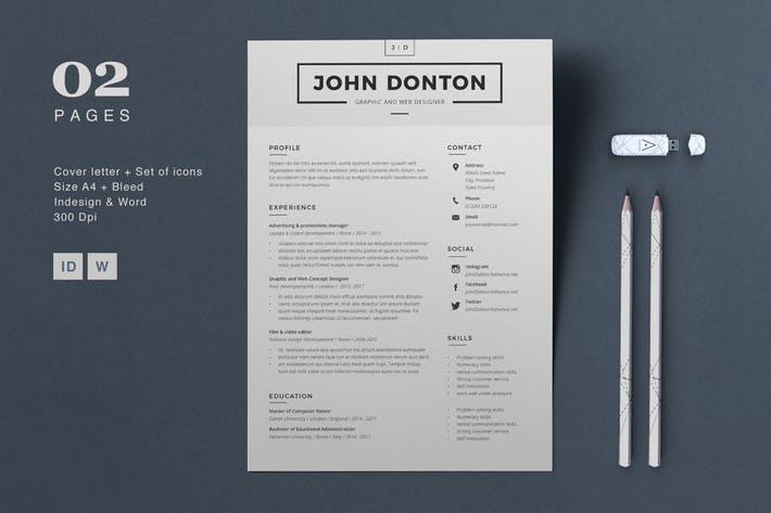 Resume John