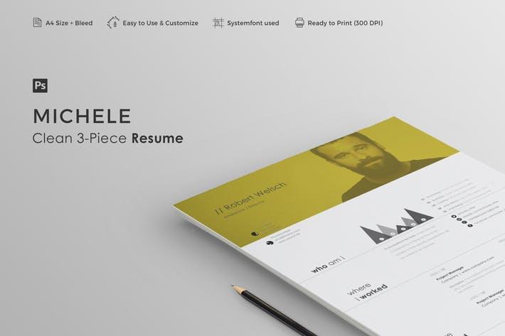 Resume | Michele