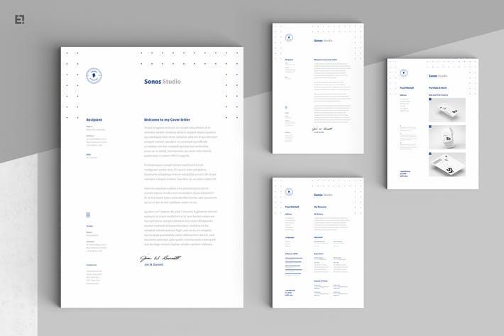 Resume Portfolio Cover Letter