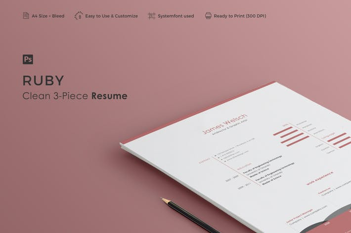 Resume | Ruby