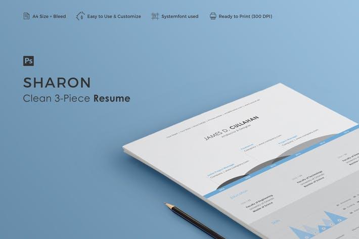 Resume | Sharon