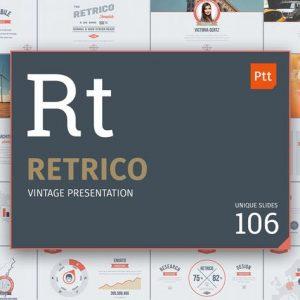 Retrico: Vintage Slides