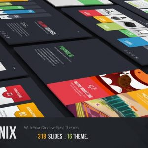 Ronix Creative Template