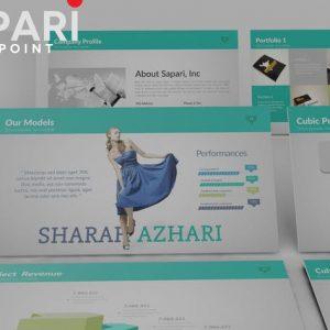 Sapari Powerpoint