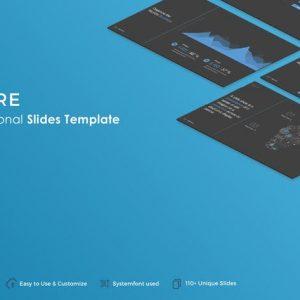 Score Slides Template