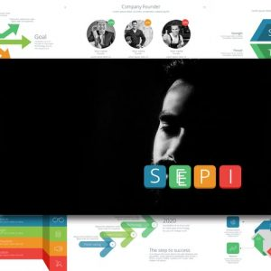 Sepi Business Powerpoint