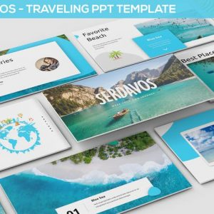 Serdavos - Traveling Powerpoint Template