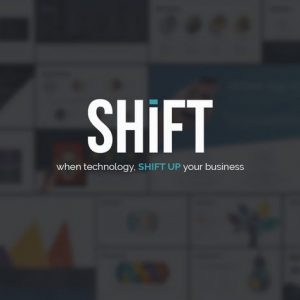 SHIFT Powerpoint Template